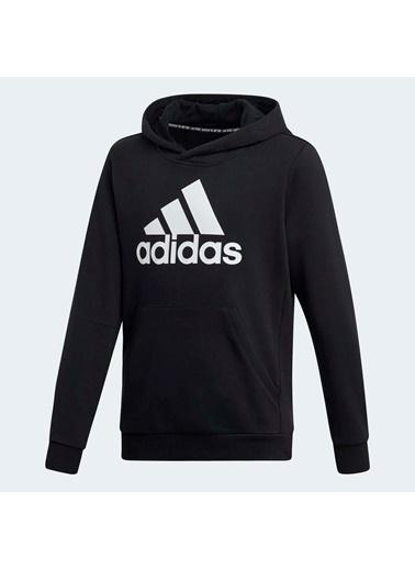 adidas Unisex Çocuk Must Haves Badge Of Sweatshirt DV0821 Siyah